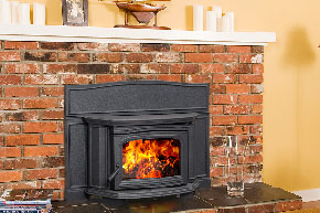 Pacific Energy Alderlea T5 Wood Fireplace