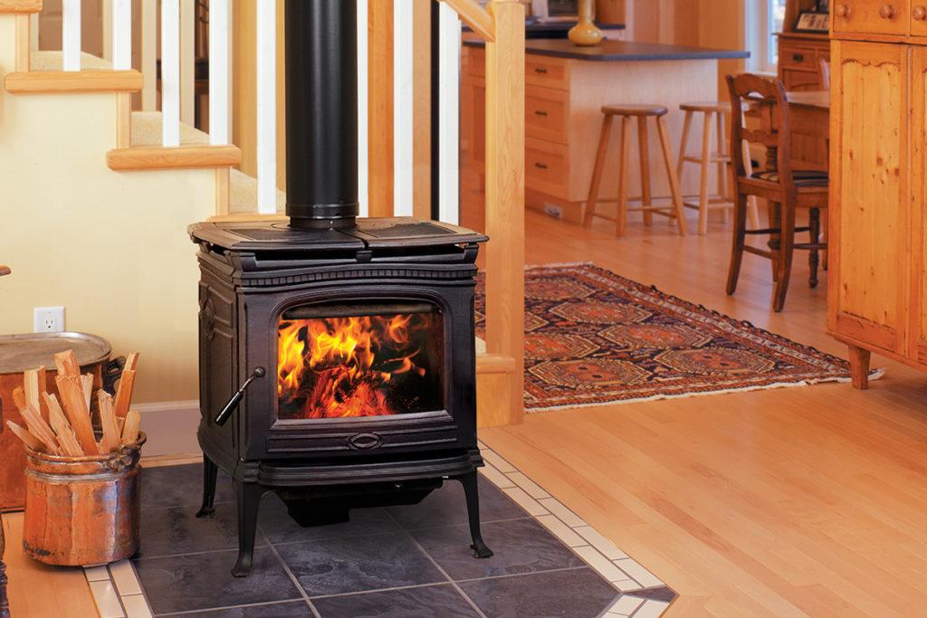 Pacific Energy Alderlea T4 Wood Fireplace