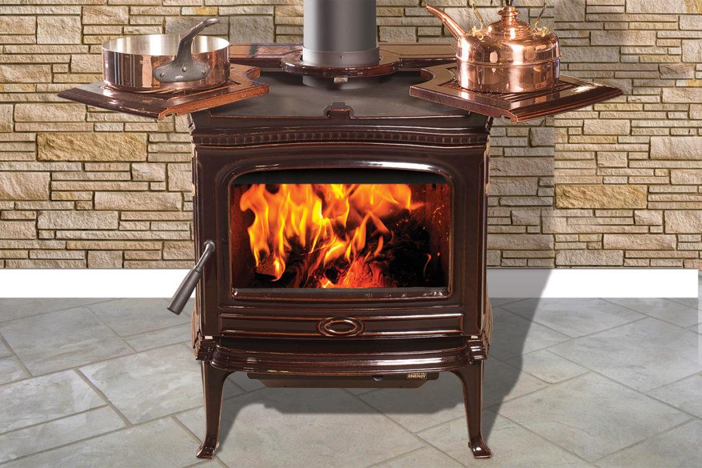 Pacific Energy Alderlea T5 Classic Wood Fireplace