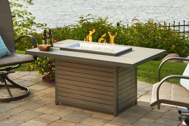 Brooks Outdoor Fire Table