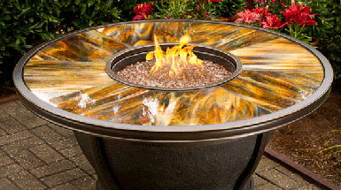 Emily Rose Fire Pit