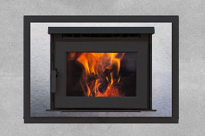 Pacific Energy FP16 Wood Fireplace