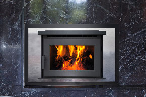 Pacific Energy FP25 Wood Fireplace