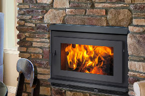 Pacific Energy FP30 Wood Fireplace