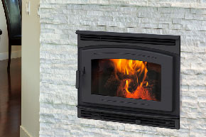 Pacific Energy FP30 Arch Wood Fireplace