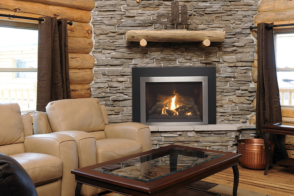 Pacific Energy i30S Gas Fireplace