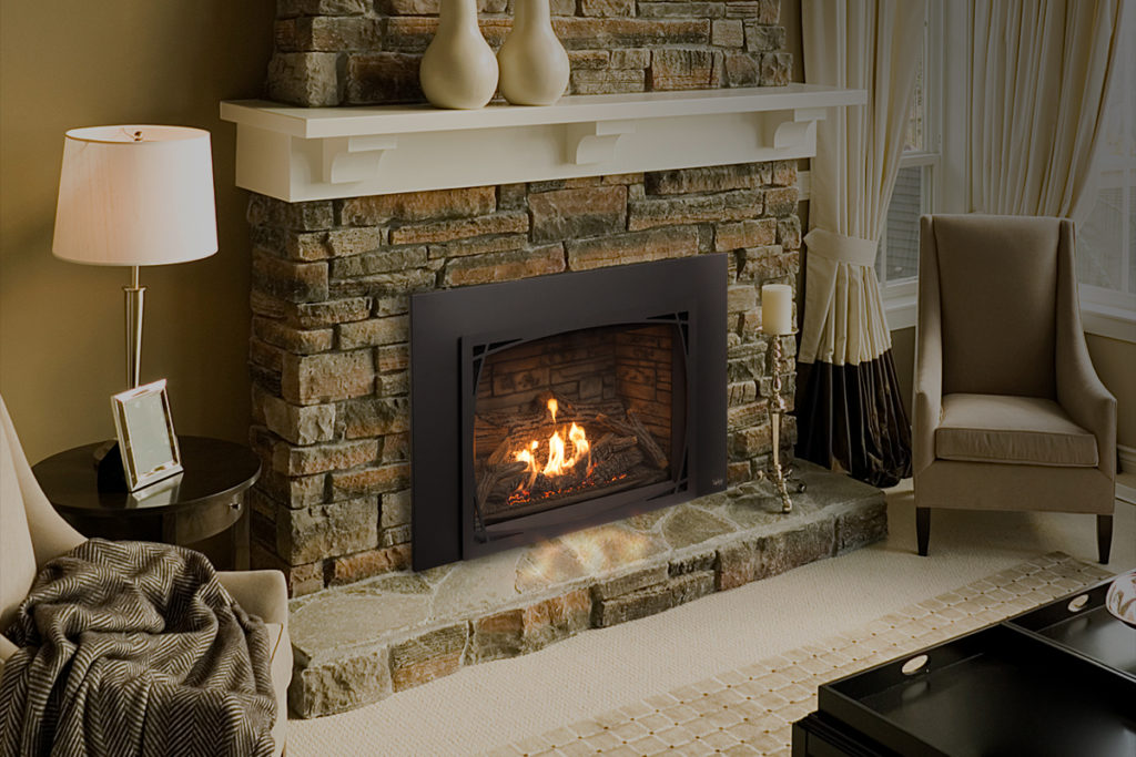 Pacific Energy i40S Gas Fireplace