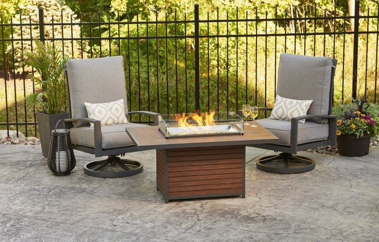 Kenwood Outdoor Fire Table