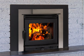 Pacific Energy Neo 1.6 Wood Fireplace