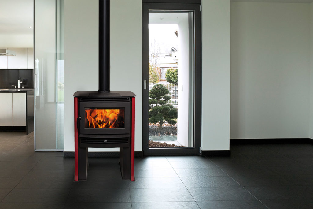 Pacific Energy Neo 2.5 Wood Fireplace