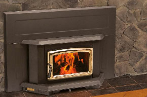 Pacific Energy Summit Wood Fireplace