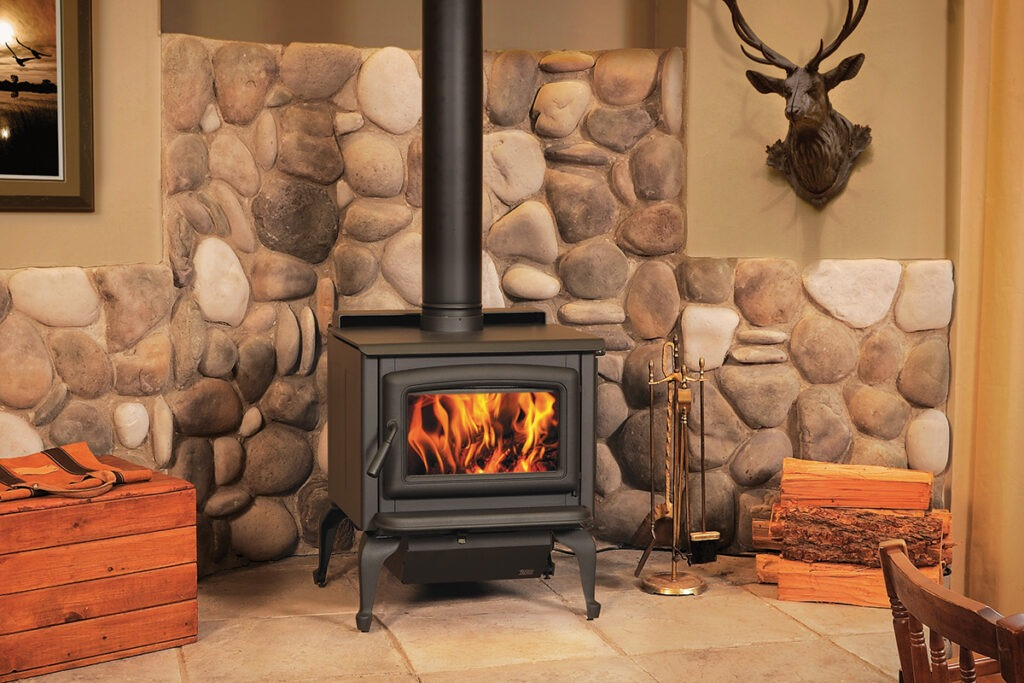 Pacific Energy Super Wood Fireplace