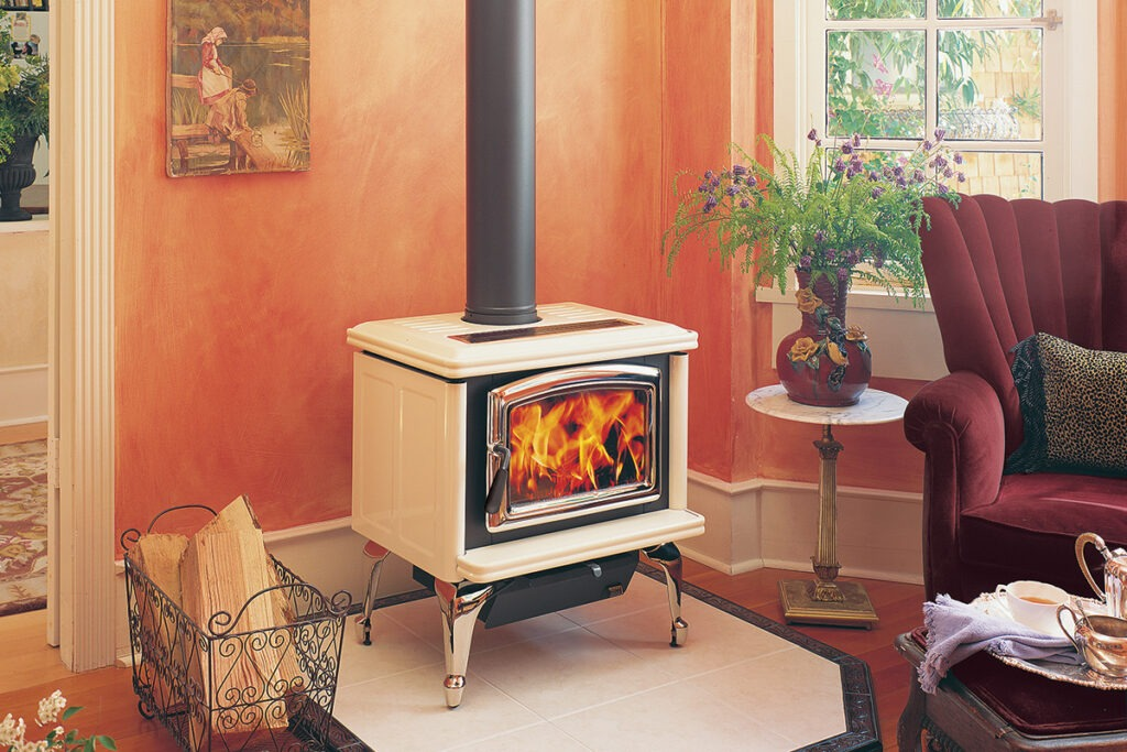 Pacific Energy Vista Classic Wood Fireplace
