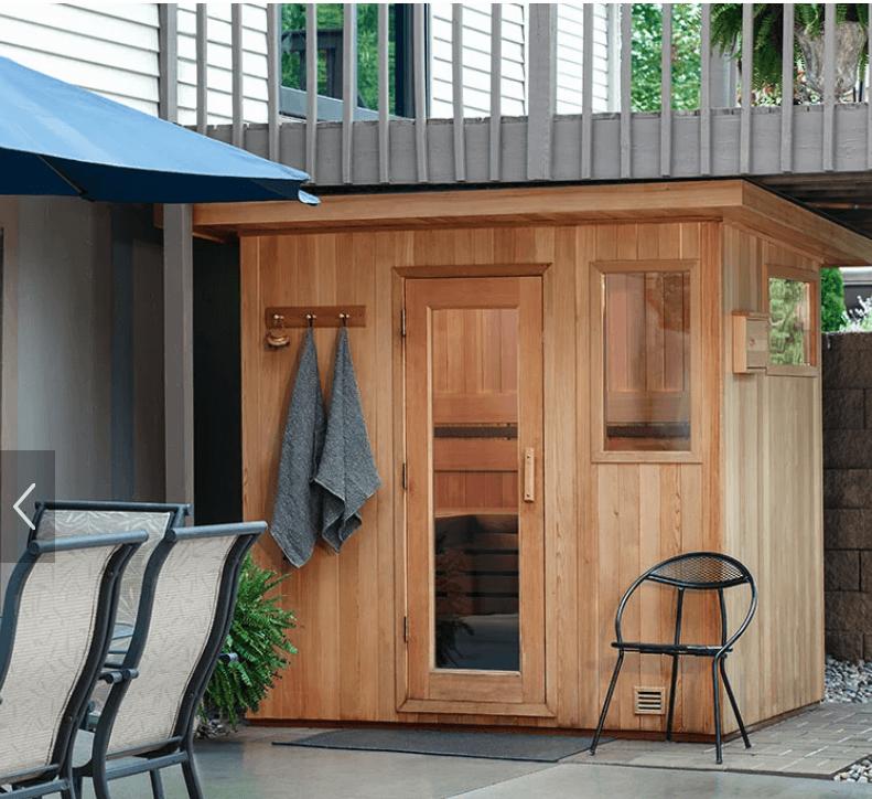 Finnleo Euro Patio Sauna