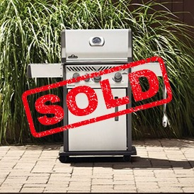 Napoleon Rogue Grill Sold