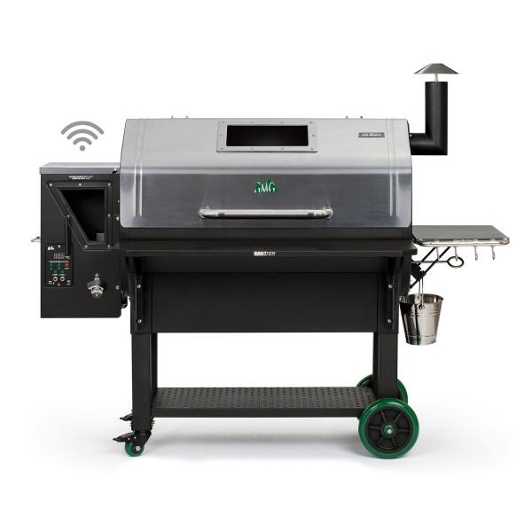 Green Mountain Grills Jim Bowie Stainless Steel Pellet Grill