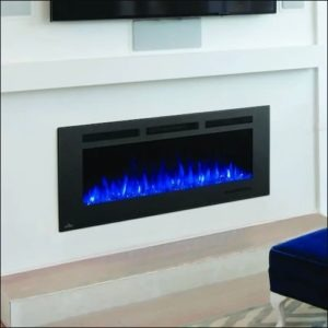 indoor electric fireplace
