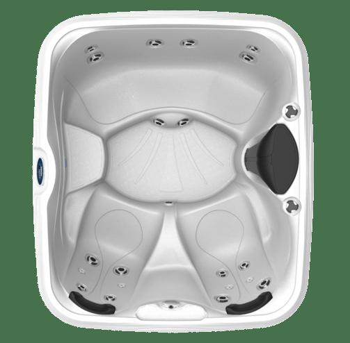 Sundance Spas Splash Series Rectangle Open Seating Spa
