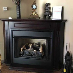 vent free fire place