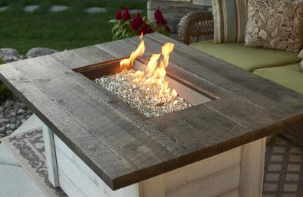 Alcott Firepit Table