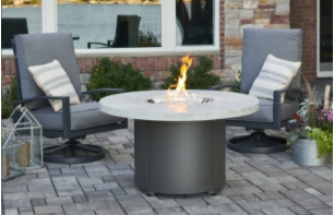 Beacon Gas Fire Pit Table Small